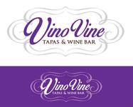 VinoVine Logo - Entry #15