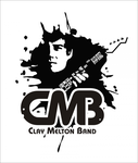 Clay Melton Band Logo - Entry #74