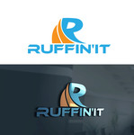 Ruffin'It Logo - Entry #109