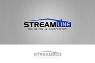 STREAMLINE building & carpentry Logo - Entry #146