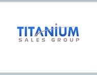 Titanium Sales Group Logo - Entry #108