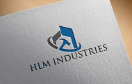 HLM Industries Logo - Entry #1