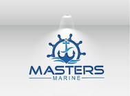 Masters Marine Logo - Entry #431