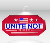 Unite not Ignite Logo - Entry #139