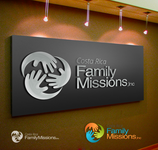 Costa Rica Family Missions, Inc. Logo - Entry #81