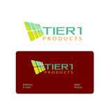 Tier 1 Products Logo - Entry #152