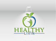 Healthy Livin Logo - Entry #444