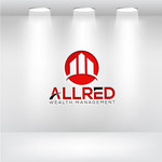 ALLRED WEALTH MANAGEMENT Logo - Entry #511