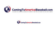 ComingToAmericaBaseball.com Logo - Entry #17