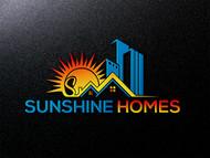 Sunshine Homes Logo - Entry #66