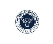 American Diamond Cattle Ranchers Logo - Entry #53