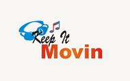 Keep It Movin Logo - Entry #91