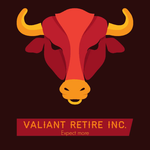 Valiant Retire Inc. Logo - Entry #263