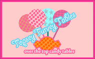 Topsey turvey tables Logo - Entry #136