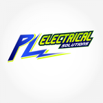P L Electrical solutions Ltd Logo - Entry #76