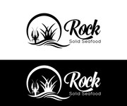 Rock Solid Seafood Logo - Entry #11