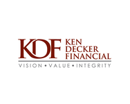 Ken Decker Financial Logo - Entry #98