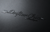 Drifter Chic Boutique Logo - Entry #231