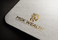 MGK Wealth Logo - Entry #268