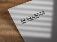The Trailer Hub Logo - Entry #177