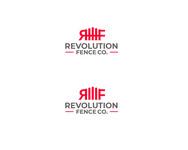 Revolution Fence Co. Logo - Entry #246