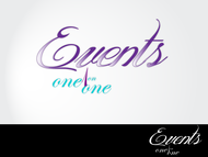 Events One on One Logo - Entry #63