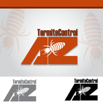 Termite Control Arizona Logo - Entry #2