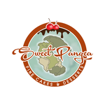 Sweet Pangea Logo - Entry #139