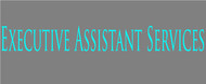 Executive Assistant Services Logo - Entry #156