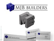 MJB BUILDERS Logo - Entry #53