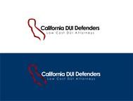 California DUI Defenders Logo - Entry #30