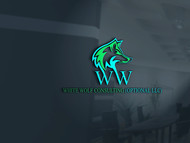 White Wolf Consulting (optional LLC) Logo - Entry #33