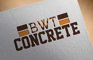 BWT Concrete Logo - Entry #93
