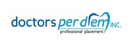 Doctors per Diem Inc Logo - Entry #129