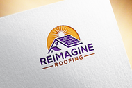 Reimagine Roofing Logo - Entry #235