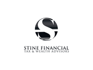 Stine Financial Logo - Entry #118