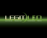 Legit LED or Legit Lighting Logo - Entry #264
