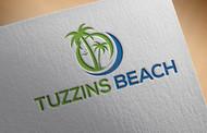 Tuzzins Beach Logo - Entry #88