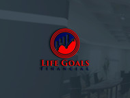Life Goals Financial Logo - Entry #69