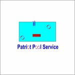 Patriot Pool Service Logo - Entry #155