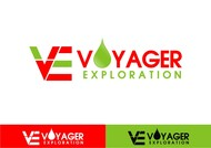 Voyager Exploration Logo - Entry #33
