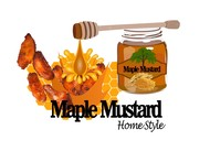 Maple Mustard Logo - Entry #116