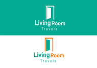 Living Room Travels Logo - Entry #59