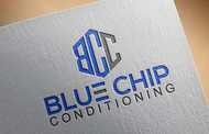 Blue Chip Conditioning Logo - Entry #72