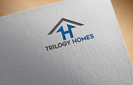 TRILOGY HOMES Logo - Entry #151