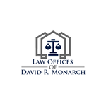 Law Offices of David R. Monarch Logo - Entry #71