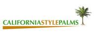 California Style Palms Logo - Entry #49