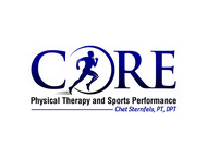 Core Physical Therapy and Sports Performance Logo - Entry #328