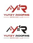 Yutzy Roofing Service llc. Logo - Entry #73