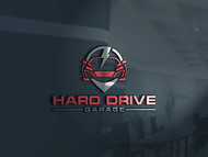 Hard drive garage Logo - Entry #302
